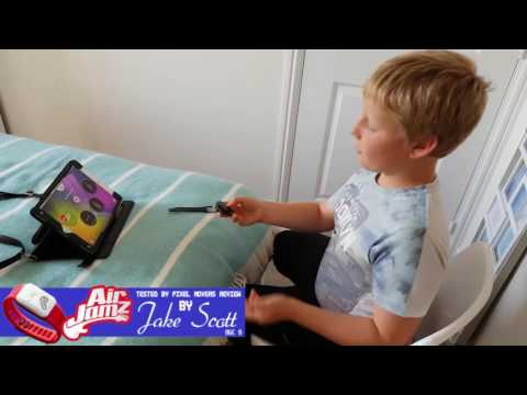 Zivix AirJamz electronic Air Guitar device review by Jake Scott (8)