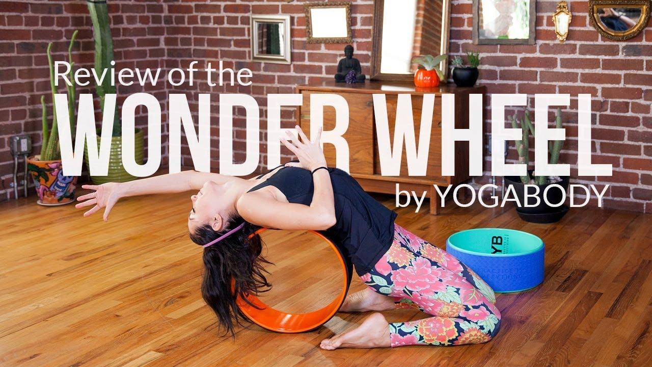 Wonder Wheel Yoga Wheel Product Review Video
