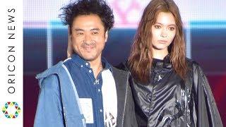 チャンネル登録:https://goo.gl/U4Waal 俳優のムロツヨシが18日、幕張...