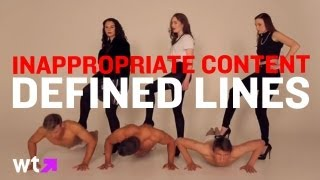 Blurred Lines Parody Defined Lines Swaps Genders | What's Trending Now