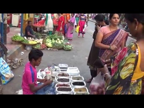 Roadside Masalawala (Spice Seller) Of Mumbai, Maharashtra, India | Indian Spices | Indian Masalawala