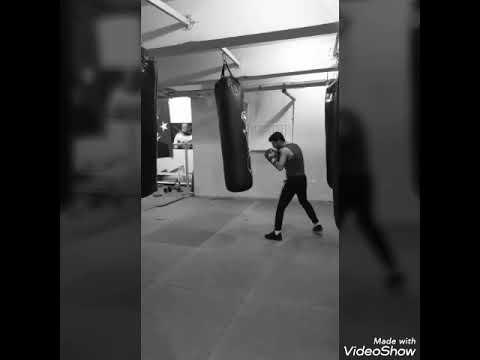 Yücel boxing