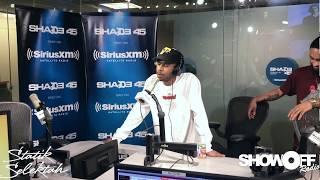 Koncept Jack$on Showoff Radio w/ Statik Selektah Shade 45 ep. 08/02/2018