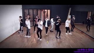 [MIX K-POP] Beautiful (Wanna One) + Fake Love (BTS) + Pretty U (Seventeen) + Fire (BTS)