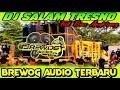 Dj Salam Tresno Slow Bass Angklung Brewog Audio Terbaru  Mp3 - Mp4 Download