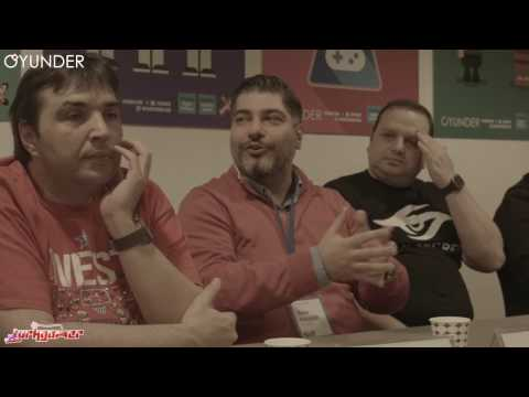 "Oyunder /G - ""E-Spor Paneli""  GameX 2015"