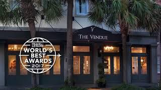 The Vendue Hotel, Charleston