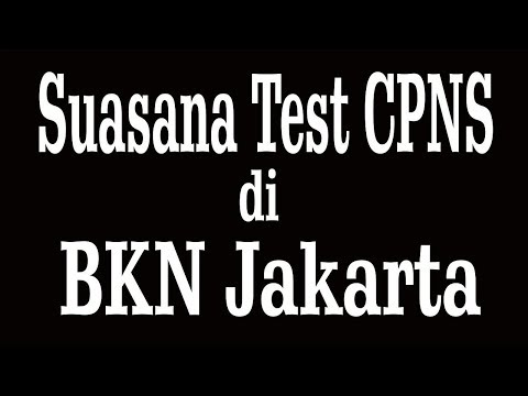 HASIL TEST CPNS KEMENLU ONLINE & REALTIME from YouTube · Duration:  2 minutes 24 seconds