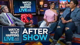 After Show: Does Cynthia Think Nene Hides Behind Social Media? | WWHL | RHOA