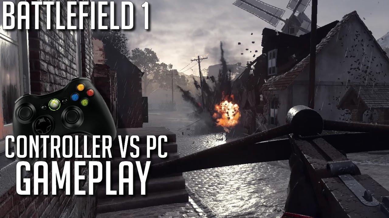 Battlefield 1 preparing download
