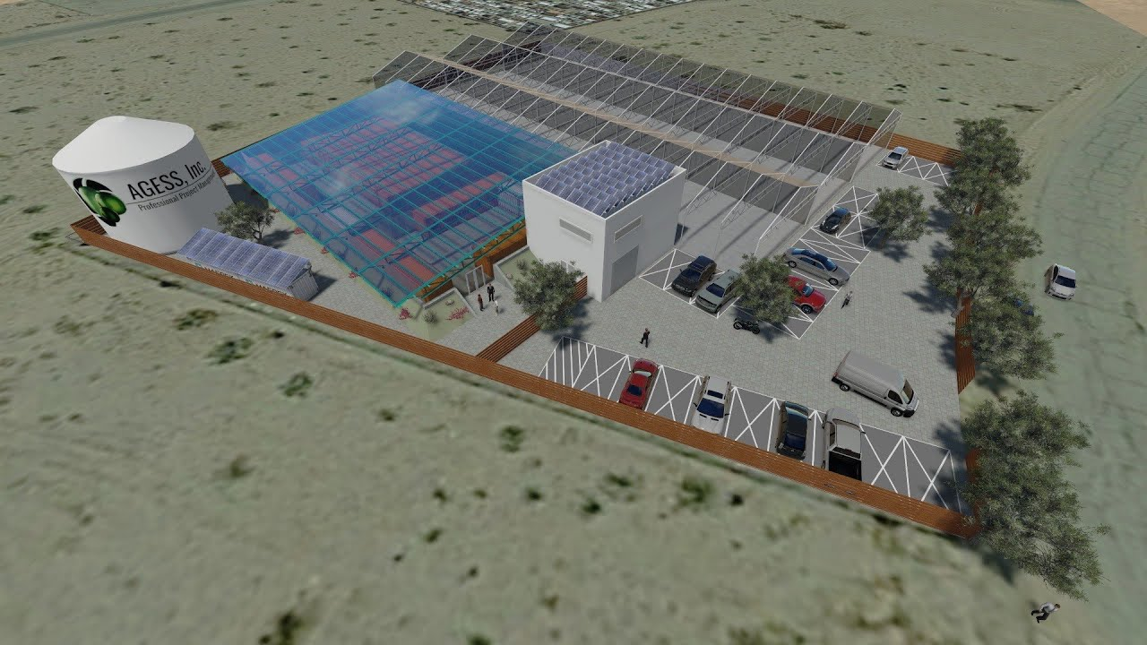Agess, Inc - Industrial Cultivation and Manufacturing - Southern California