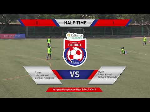 RFYS 2017 Mumbai Ryan International School, Sanpada vs Ryan International School Highlights