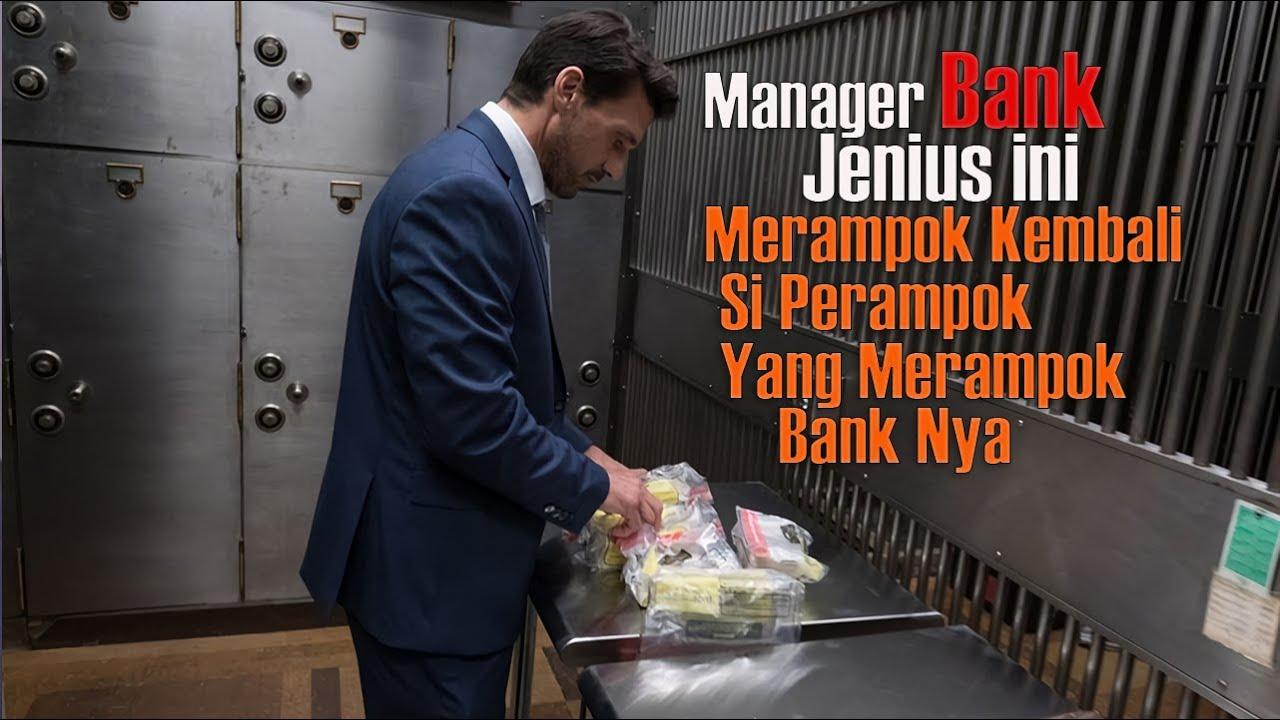 Download Manager Jenius Merampok Kembali Siperampok bank - Alur Cerita FILM REPRISAL (2018)