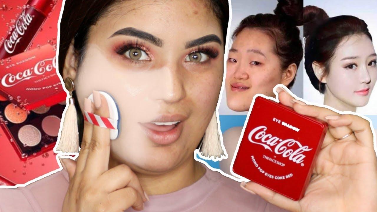 Coreano Reseña de Productos de Maquillaje  | roccibella