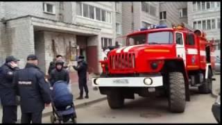 Взрыв бытового газа в квартире жилого дома в Ярославле: есть пострадавшие