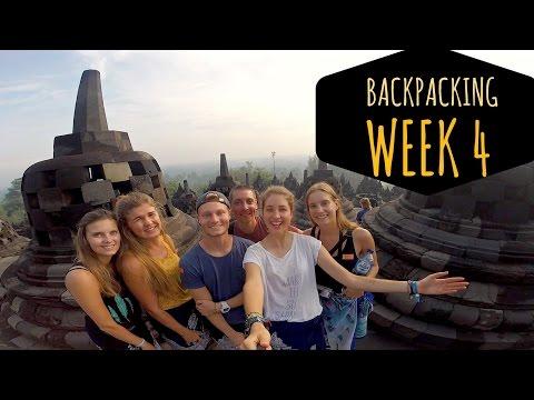 HOW BATIK IS MADE! Backpacking- Jogja (Java) vlog 4