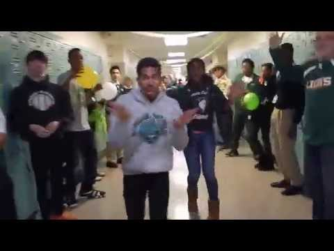 Roselle Catholic High School Lip Dub