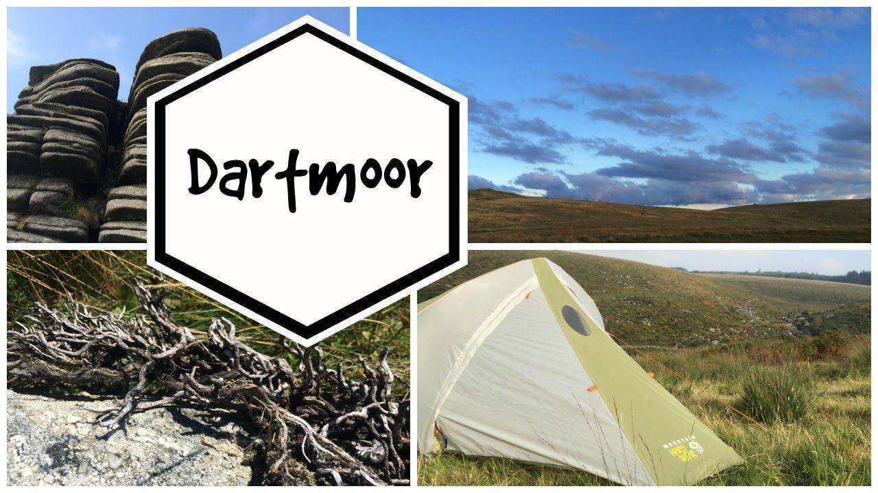 Dartmoor: 2 nights wild camping - YouTube