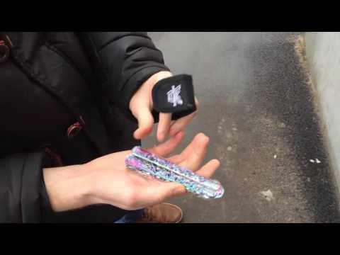 Ножи Бабочки градиент с AliExpress почти как в CS GO!!!