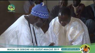 Magal S. Ass Guédue Mbacke 2019