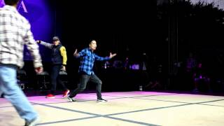 Yan, Dyzee, Hat Solo | Judges Showcase | Warsaw Challenge The Ring