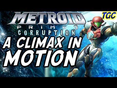 The DISRUPTIVE DECADENCE of Metroid Prime 3 | GEEK CRITIQUE