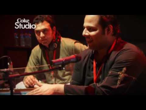 Naina De Akhay, Rizwan & Muazzam - BTS, Coke Studio Pakistan, Season 3