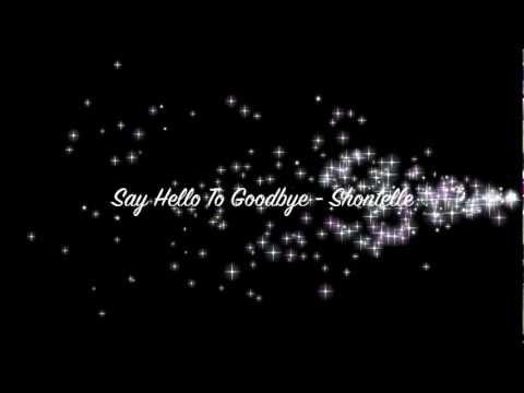 Shontelle - Say Hello To Goodbye (Carla Romana Cover)