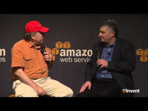 Live from AWS re:Invent Ted Dunning, Chief Application Architect, MapR Technologies