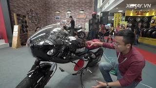 Khám phá chi tiết Ducati Scrambler tại Việt Nam |XEHAY.VN|