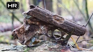 Relic Hunting Eastern Front of WWII Ep 19 (1/ 2) Раскопки Вторая Мировая Война Металлоискатель