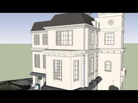Pitcher Piano Pub, Richmond Animation