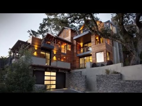 Huge mansion built with sustainable design - Built Green video