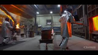Investment Casting Process / Lost Wax Process - Barron Industries