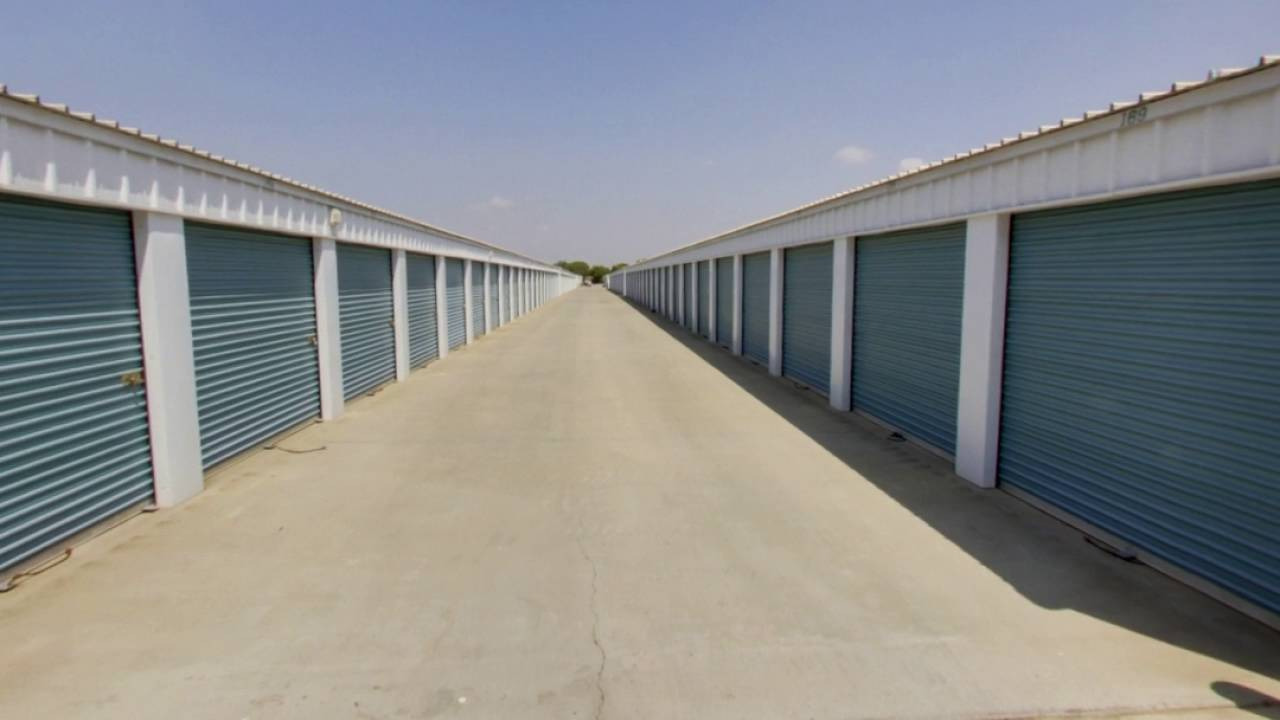 Santa Fe Mini Storage | Hanford, CA | Self Storage
