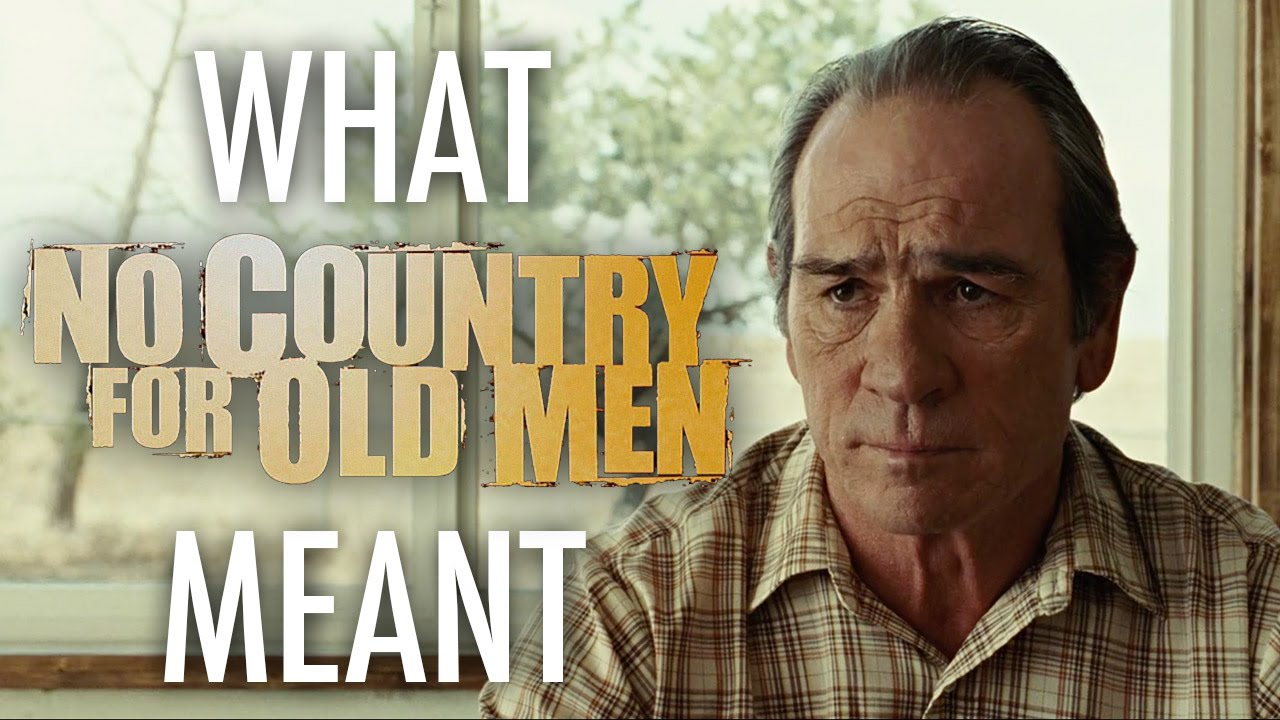 no country for old men what it all meant