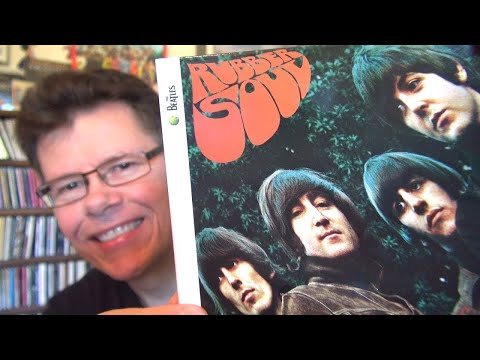 The Beatles Rubber Soul Stereo 2009 Review
