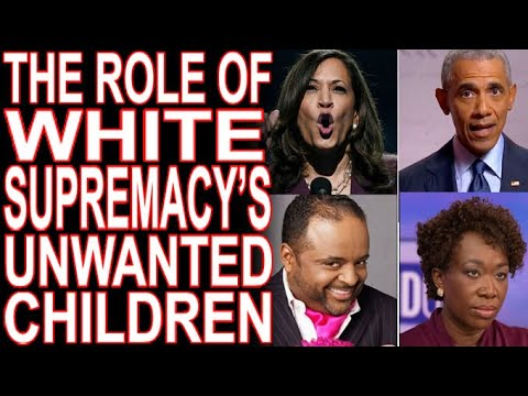 The Role of White Supremacy's Unwanted Children In Black History