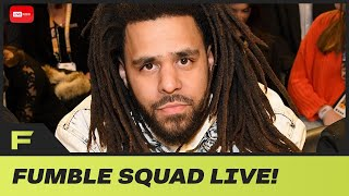 Internet BIG MAD That J Cole Is Training To Play In The NBA! | Fumble Live