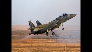 В Израиле сообщили об ударе по колонне с ракетами на территории Сирии