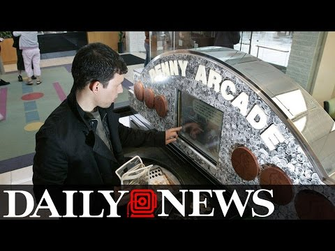No More TD Bank Penny Arcades