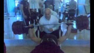 Mikel Kopsaj 170 kg (shtang)