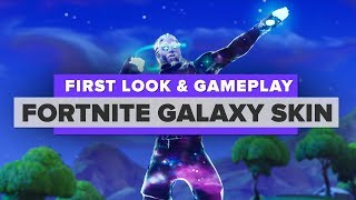 Fortnite Galaxy Skin: First look and giveaway