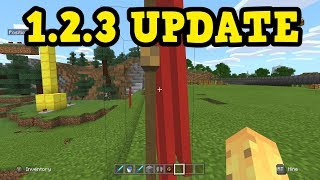 Minecraft Xbox / PE 1.2.3 Update OUT NOW