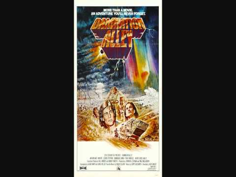 Jerry Goldsmith - Main-Title/The Missile Site (Damnation Alley)