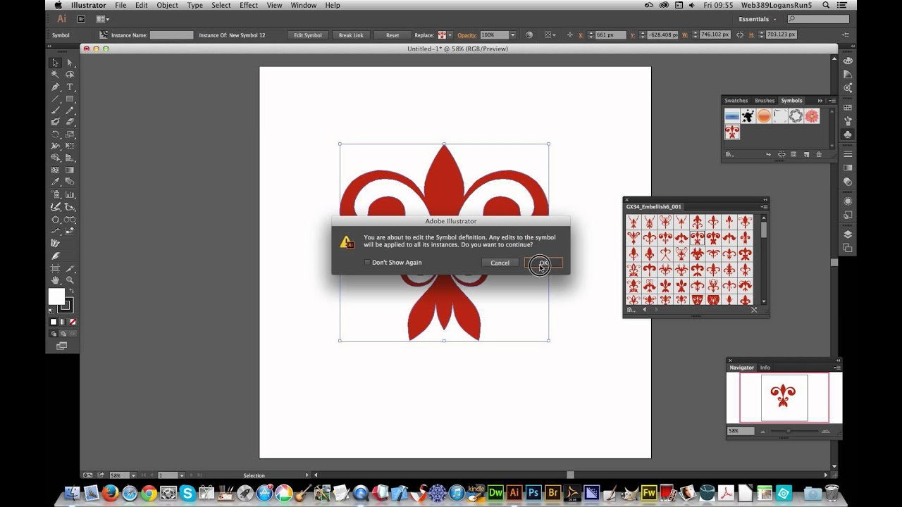 Illustrator cc 170 how to change color of shapes symbols illustrator cc 170 how to change color of shapes symbols tutorial youtube biocorpaavc