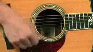 Acoustic Guitar Lesson: Feelin it in C