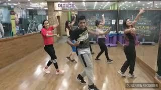 Long lachi  dance workout