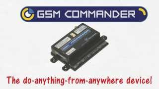 GSM Commander - the best SMS Controller money can buy(What is a GSM Commander? - It is a progammable SMS controller with built-in GSM communication, allowing you to stay in control of your remote assets., 2015-09-23T18:25:43.000Z)