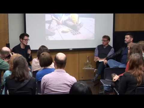 Pieces of Berlin: Florian Reischauer, JM Stim and Eric Jarosinski